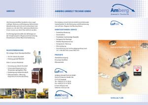 Flyer Dieselpartikelfilter